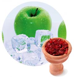 Яблоко лёд